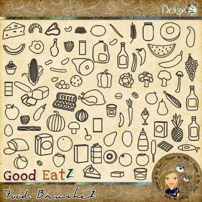 Good EatZ: Food BrusheZ