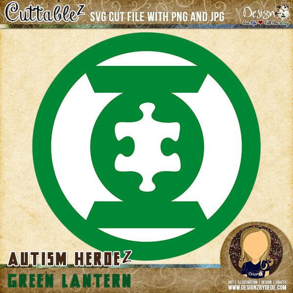 Green Lantern   Autism HeroeZ