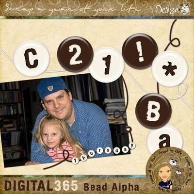 Digital 365: Bead Alpha