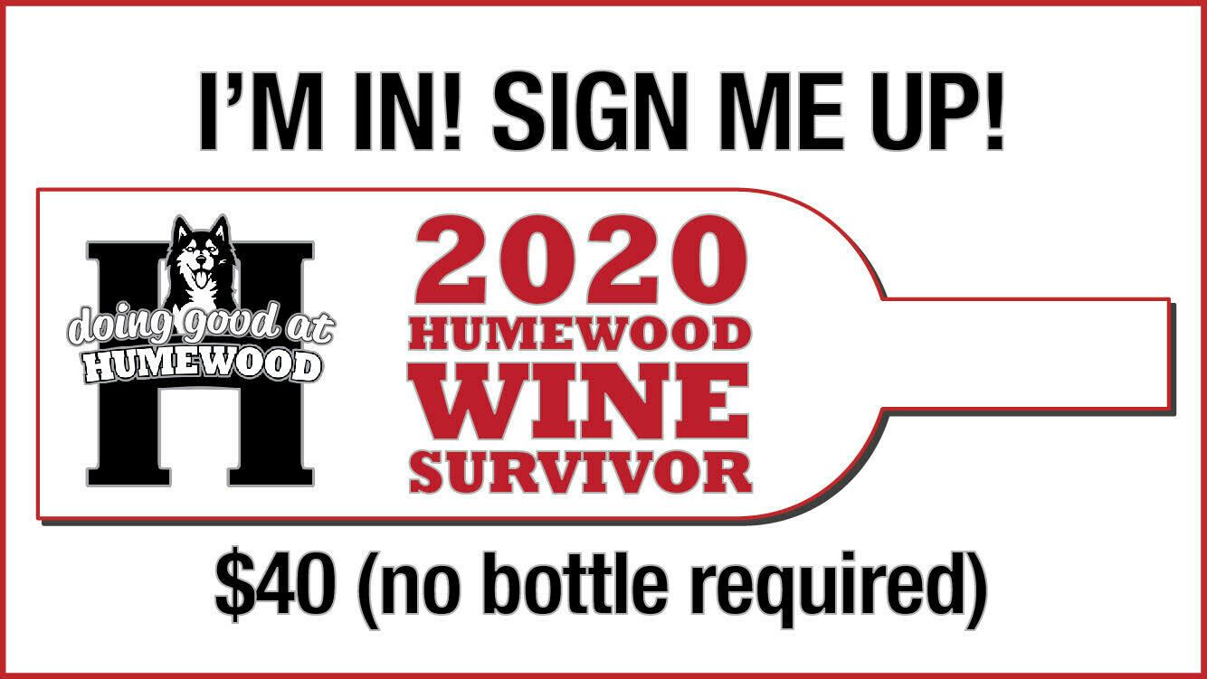 Humewood School Wine Survivor $40 tickets  In light of the tragic event this weekend council has decided that all proceeds raised will go to a memorial in Claire Yong's honour.