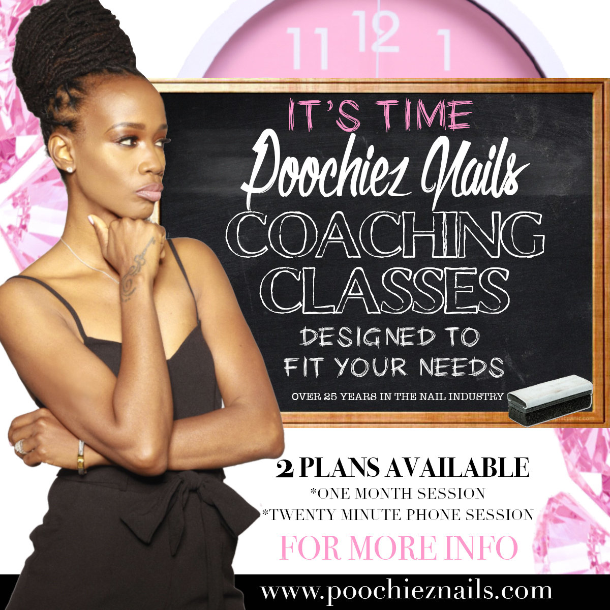GOLD PLAN: Poochies Coaching Session One Month