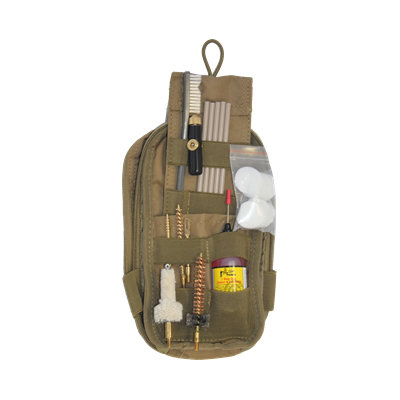 Pro-Shot Pouch & Coated Rods for .223 Cal. / 5.56mm
