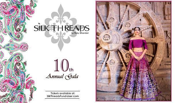 Silk Threads Tenth Annual Gala VIP Ticket