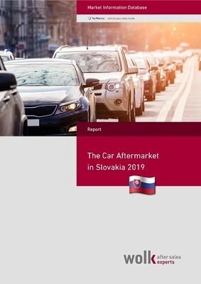 Car Aftermarket Report Slovakia 2019