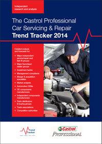 Castrol Professional - Car Servicing & Repair Trend Tracker 2015