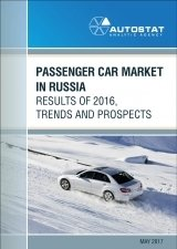 Passenger Car Market in Russia. Results of 2016, Trends and Prospects