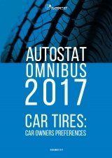 AUTOSTAT OMNIBUS - 2017. Car tires: preferences of car owners