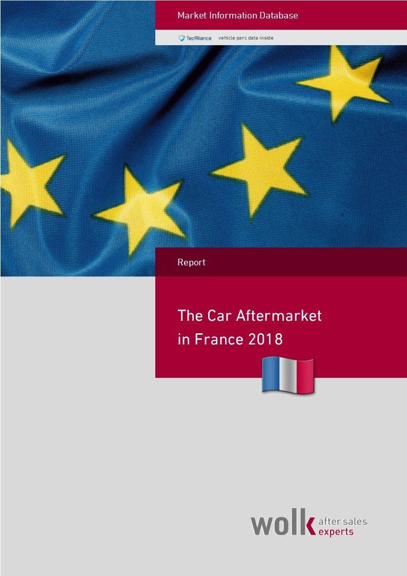 Car Aftermarket Report France 2018