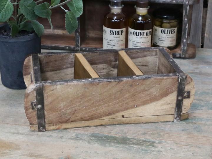 Gl. murstensforme m. 3 rum