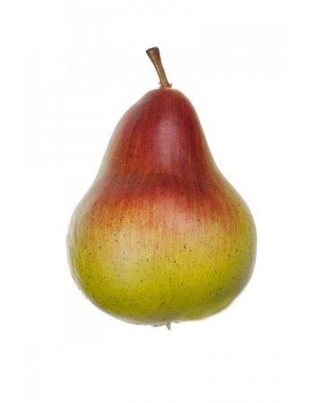 Dekorationsfrugt - Pærer. Ø7 cm