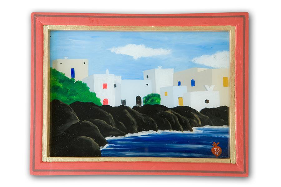 Panorama di Stromboli - Eolie