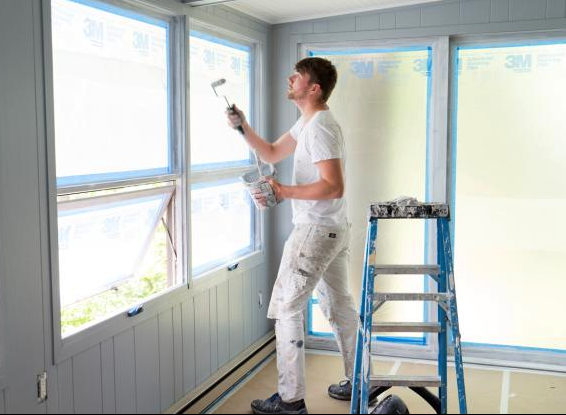 INTERIOR PAINTING BY ROOMS