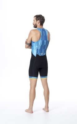 Skinsuit - Astratto Man