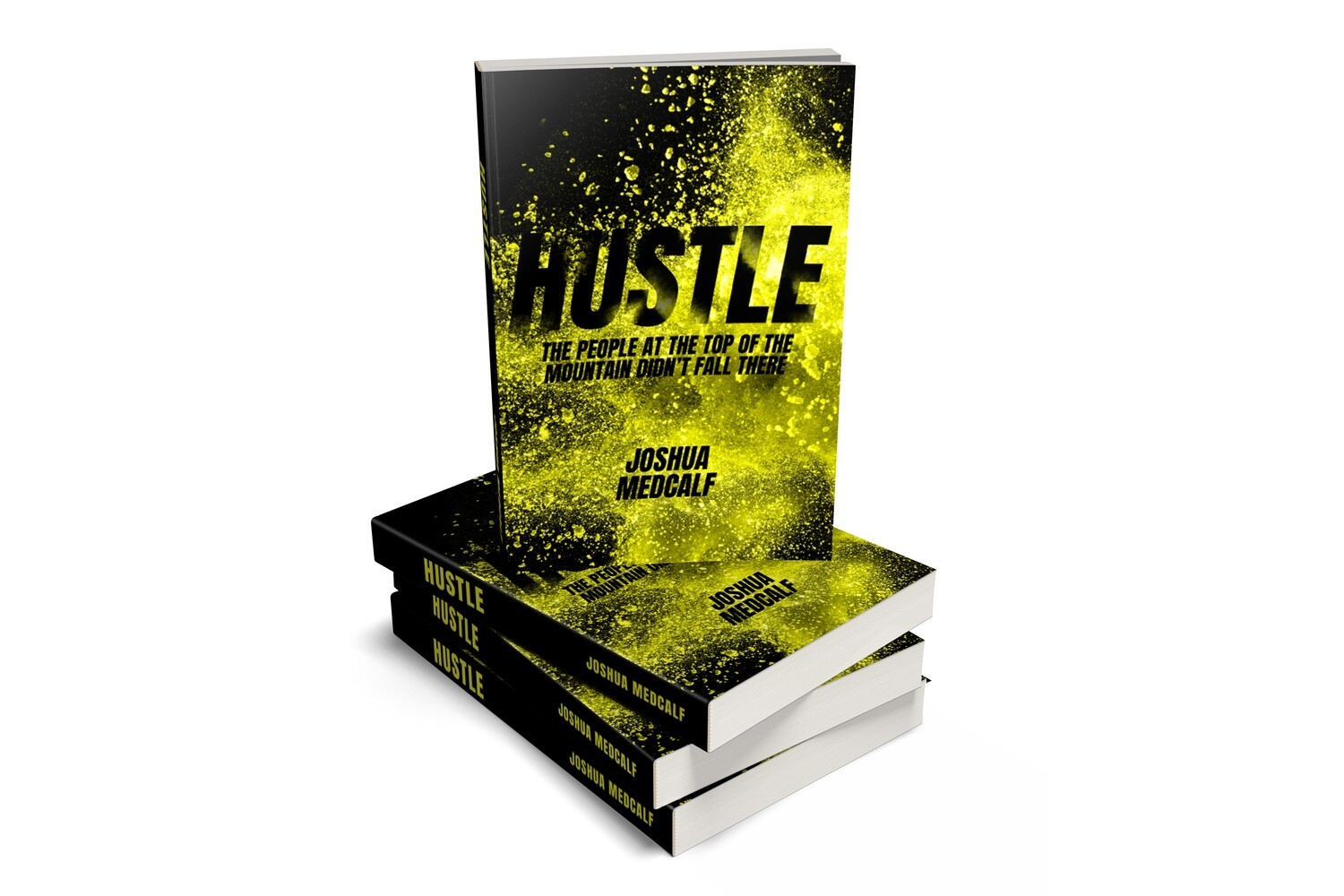 Hustle (3 signed copies)