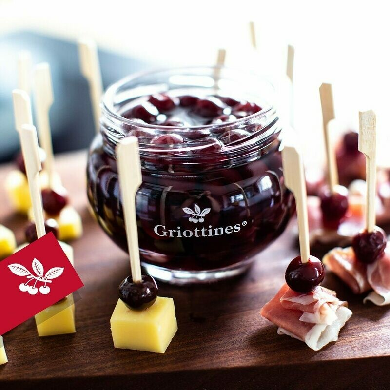 GRIOTTINES Original v Kirsch, alk. 15%