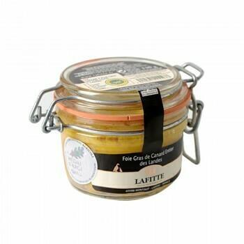 Kachní Foie gras celá, sklo, 130g