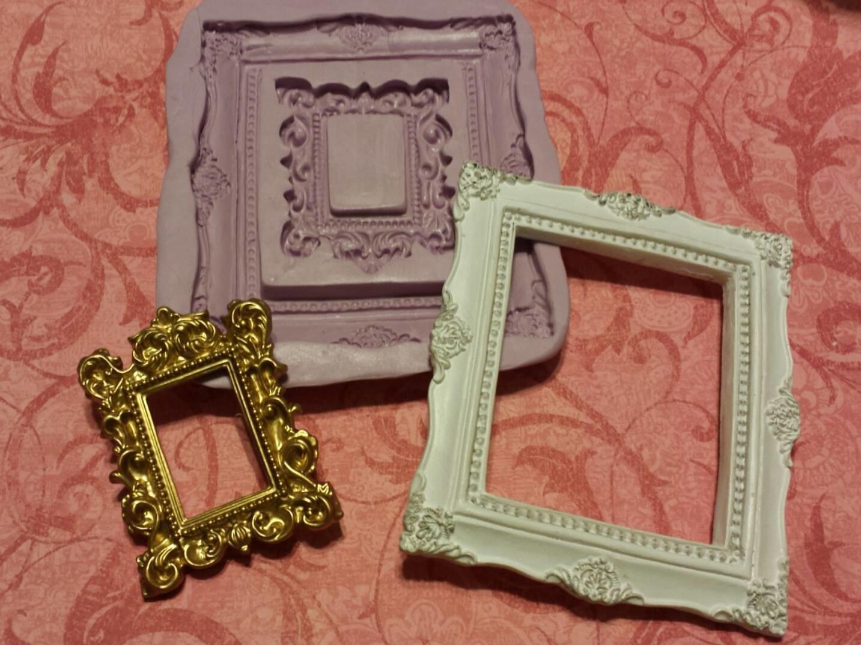 Double Rectangle Frame Mold