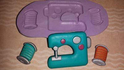 Mini Sewing Mold Set