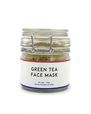 Green Tea Face Mask