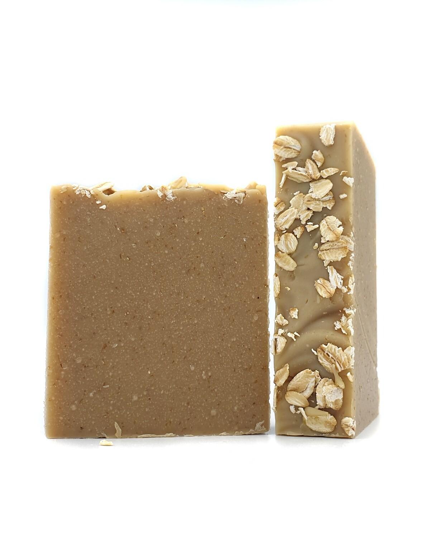 Oatmeal, Goatsmilk & Honey Soap - Large