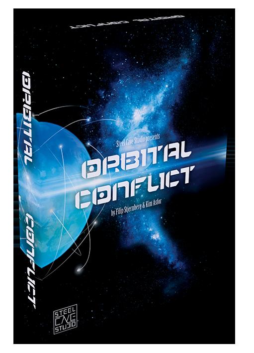 [Kortspel] Orbital Conflict