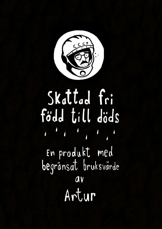 [Bok, storpocket] Skattad fri, född till döds – en produkt med begränsat bruksvärde