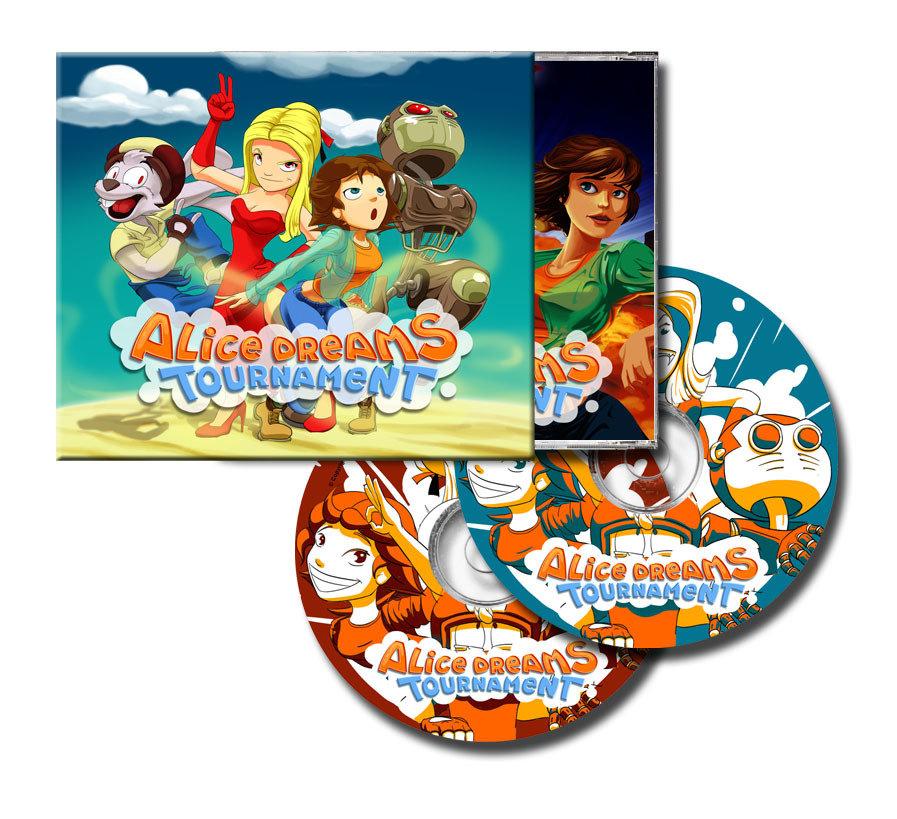 Alice Dreams Tournament Collector's Edition
