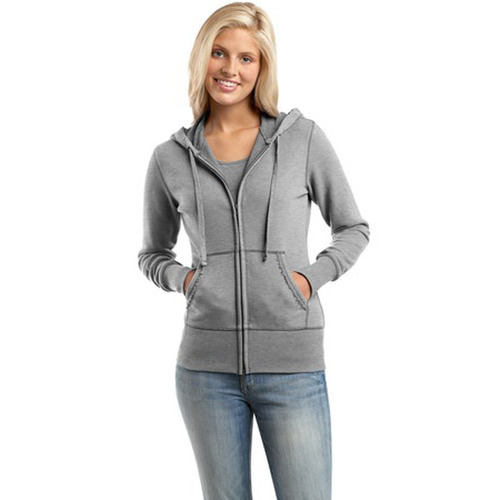 Ladies' French Terry Hoodie