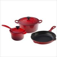 Le Creuset 5 pc Kitchen Set