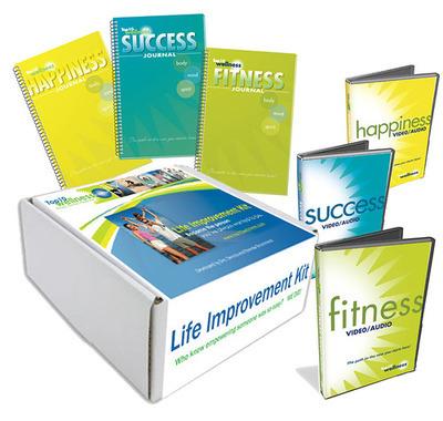 Top 10 Life Improvement Kit