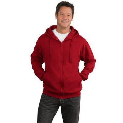 Men's Zip Front Sweatshirt