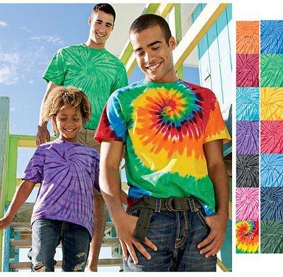 Men's Tie-Dye T-Shirt