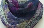 100% Silk Chiffon Scarf