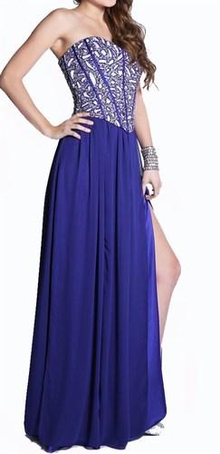 Strapless Corsett Dress