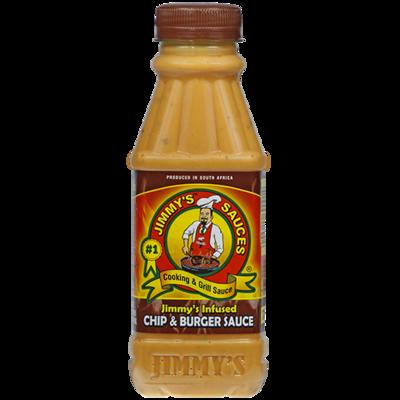 375ml Jimmy's Chip & Burger Sauce