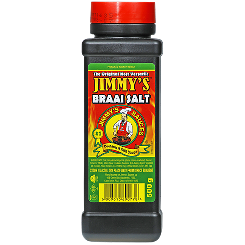 500g Jimmy's Braai Salt