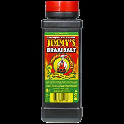 500g Jimmy's Braai Salt
