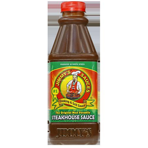 750ml Jimmy's Steakhouse Sauce