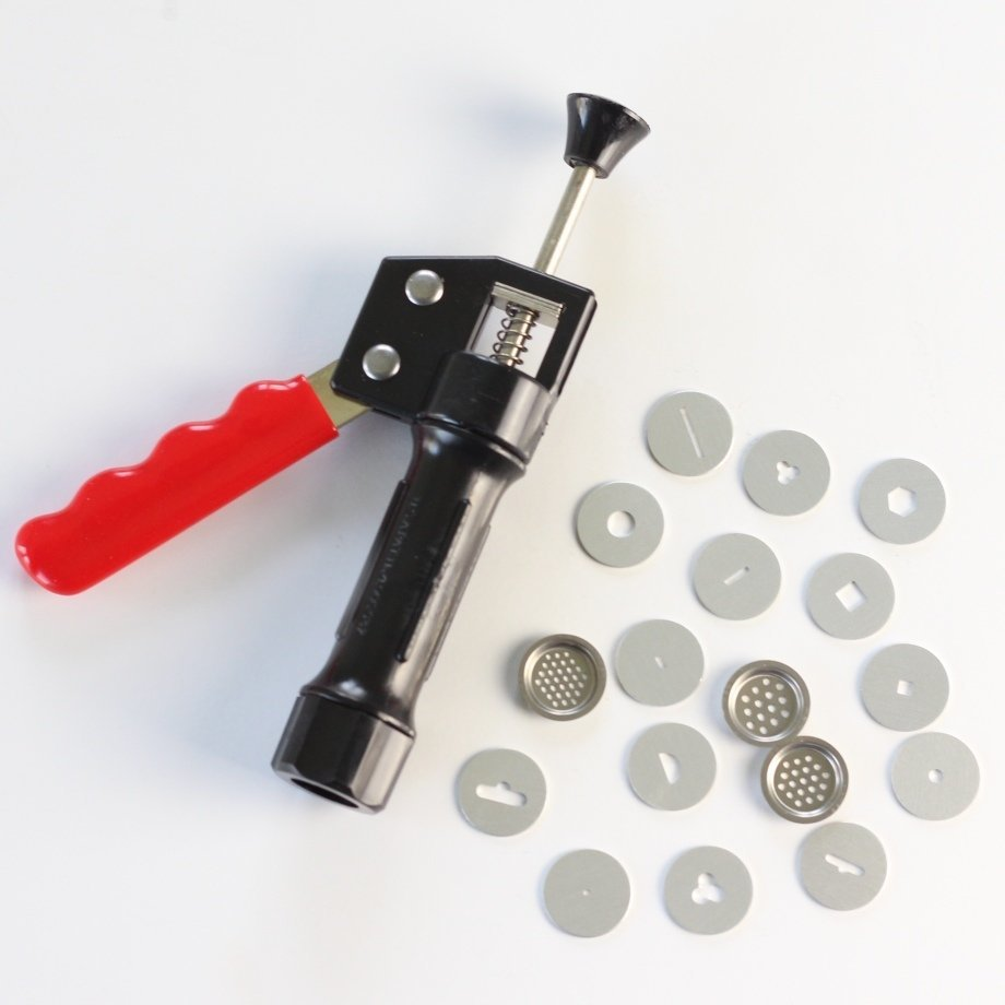 Sugar Shaper - Sugarcraft Gun