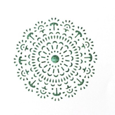 Mandala Cake Stencil #4 - CM061