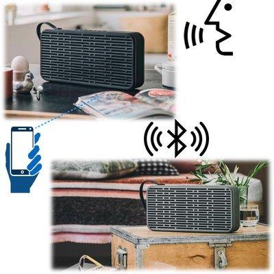 aSOUND Design Bluetooth-Lautsprecher von KREAFUNK