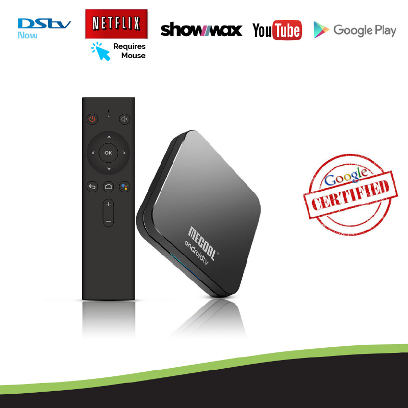 MECOOL KM9 Pro 4GB/32GB S905X2 Android TV OS Smart TV Box