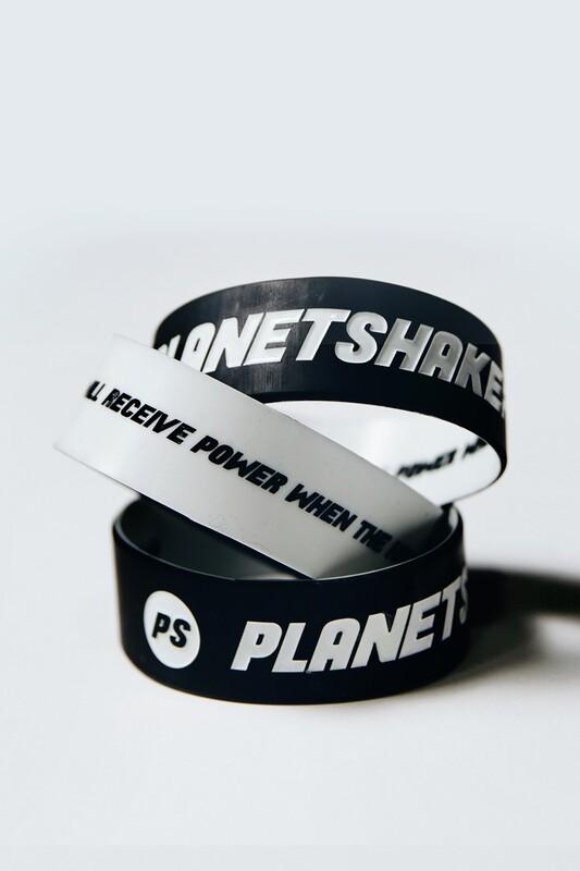 Planetshakers Wristband