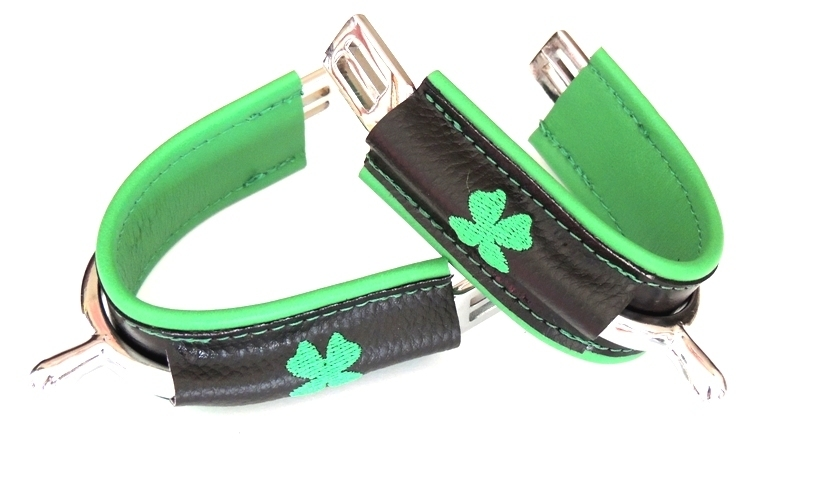 FUN Be Lucky trèfle Vert  / Green