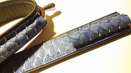 Tilapia Bleu Roi reflet Or