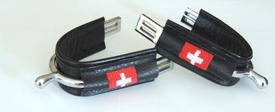 Duø Noir - SUISSE / Black Switzerland flag