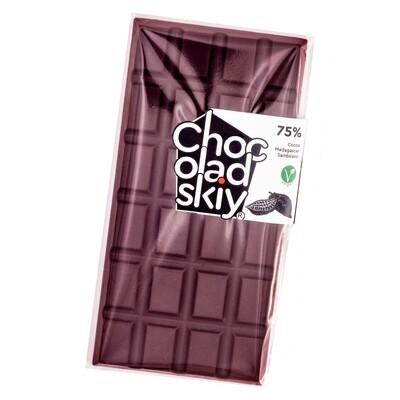 Шоколадский тёмный шоколад 75%