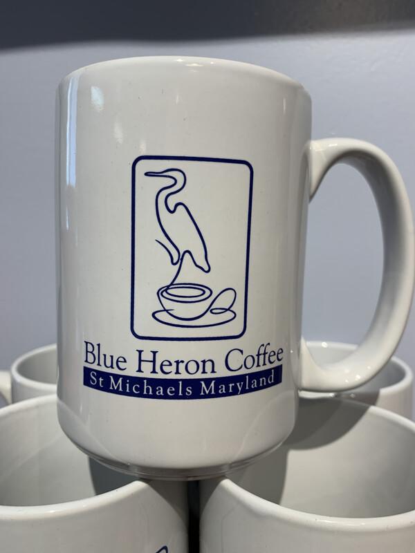 Blue Heron Mug