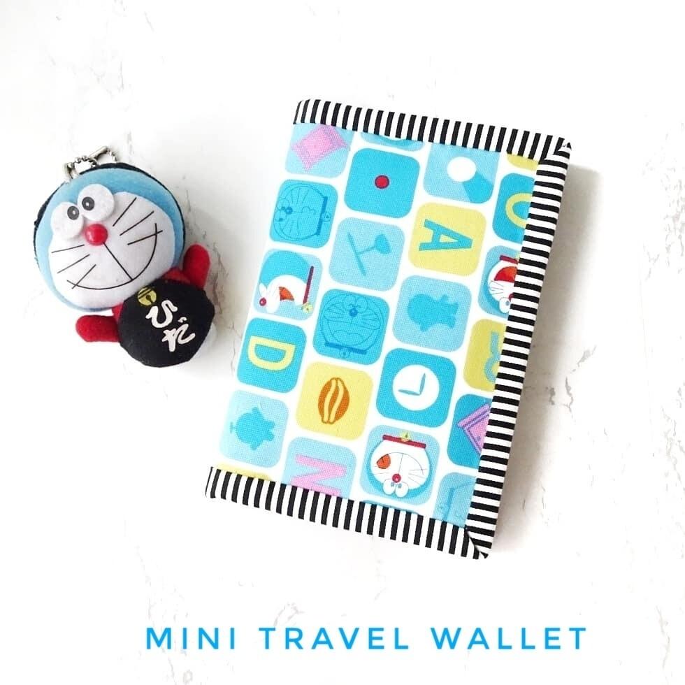 Doraemon Passport Cover