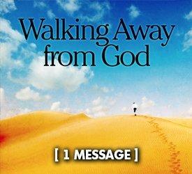 Walking Away from God
